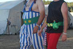 Asterix&Obelix-Lager 2018: Die zwei Helden